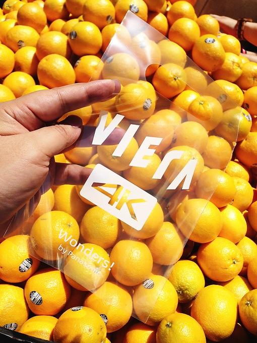 4K テレビ カメラ 体感 イベント 新宿