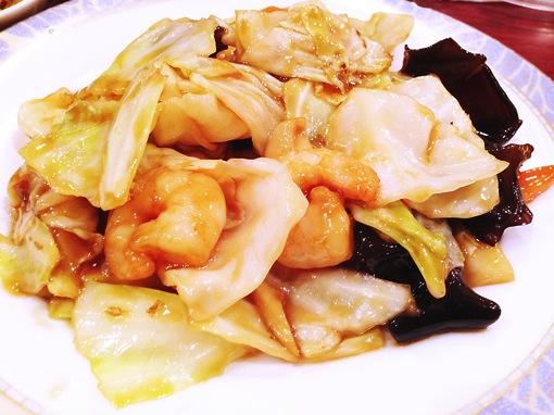 渋谷の裏路地にある500円で食べられる中華ランチのお店『上海食堂』
