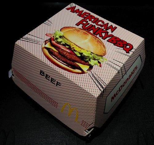 アメリカンビンテージ ファンキーBBQ ビーフ 試食レポ