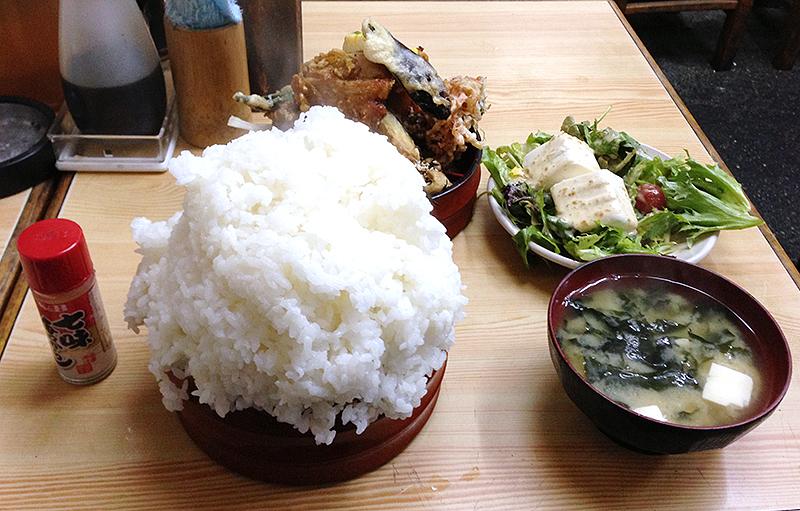 【胃袋崩壊】秋葉原の本物のデカ盛『あだち』に行ってきました!