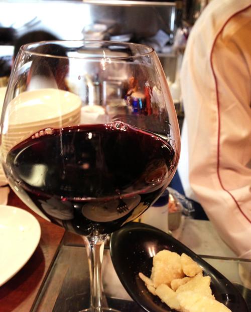 俺のイタリアン 赤ワイン