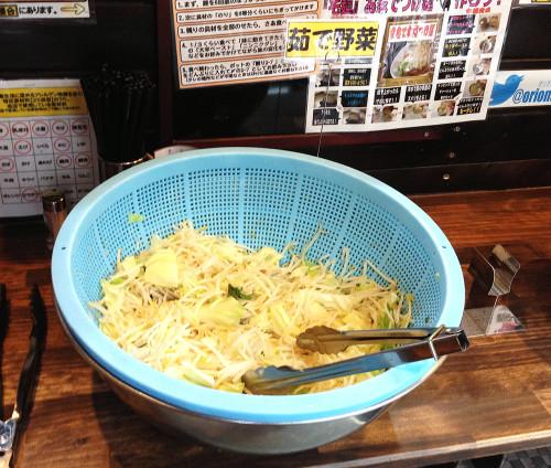 つけ麺食べ放題 オリオン食堂