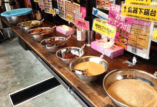 オリオン食堂 つけ麺食べ放題