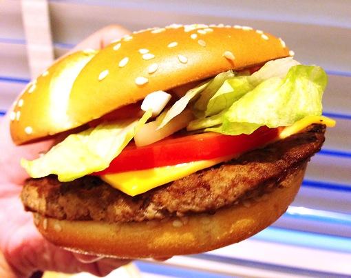 夏のマックフェス この夏のマクドナルドの新商品を食べて来ました