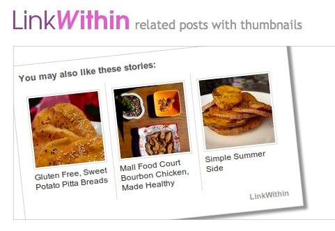 関連記事をサムネイル画像付きで表示するLinkWithinは設置位置等のカスタマイズも簡単