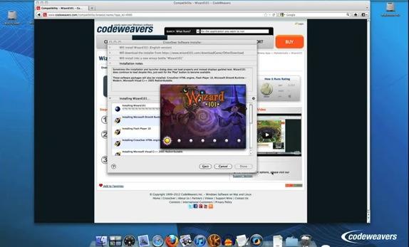 MacでWinのソフトを使える『CrossOver Mac』無料配布中/日本時間2012.11.01 14:59まで(終了しました!)