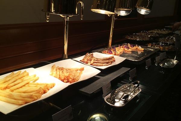 SPG ウェスティンホテル 料理 ビュッフェ