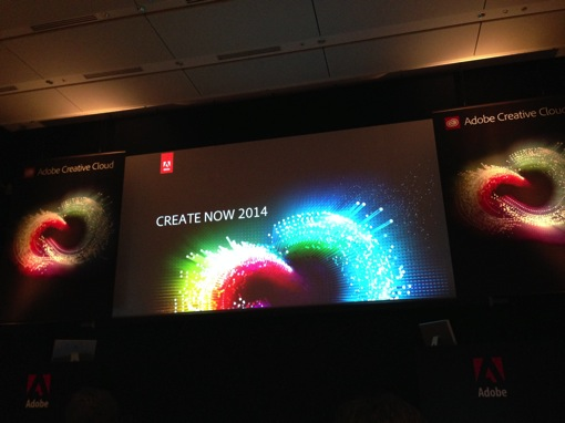 Adobe CREATE NOW 2014 Crative Cloud PS LR