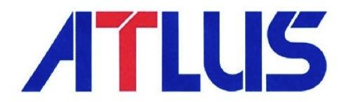 アトラス 旧 前のロゴ