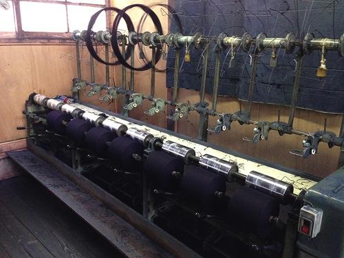 武州藍染 工場 現地 見学