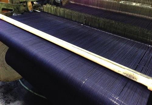 武州藍染 工場 見学