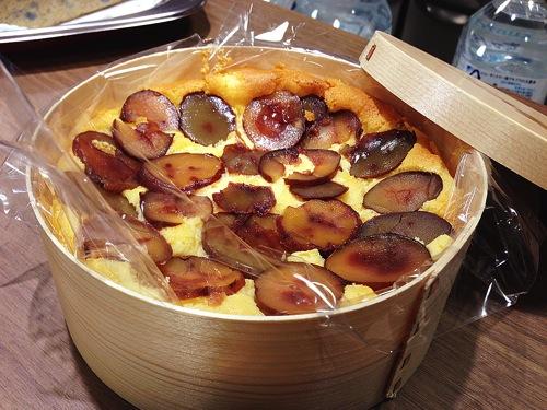 ニッポンセレクト チーズケーキ 栗 マロン