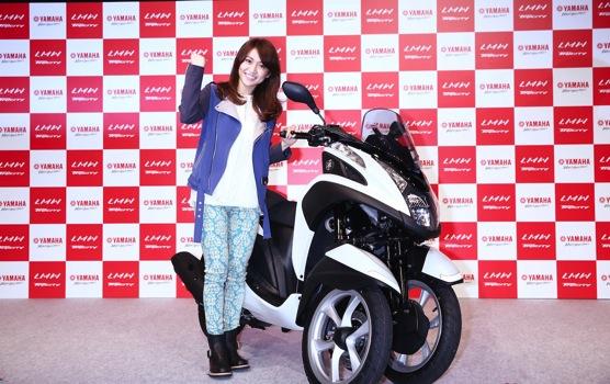 『LMW TRICITY』YAMAHAの新コンセプトバイクの発表会に行ってきた!試乗もしたよ!