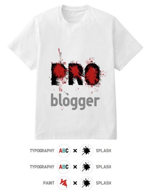 UNIQLO ユニクロ Tシャツ オリジナル アプリ 作成
