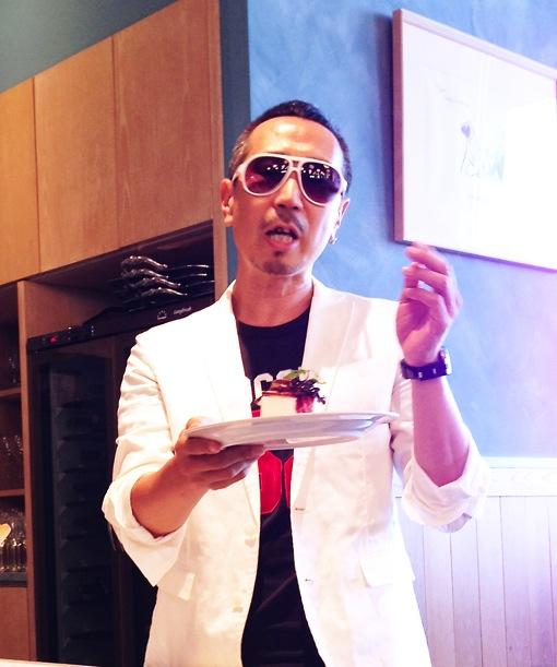 スイーツ番長 たべあるキング 代官山 コラボ ケーキ