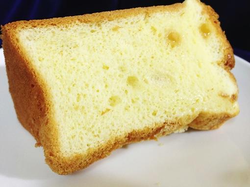 アンのシフォン ケーキ はちみつ味 試食