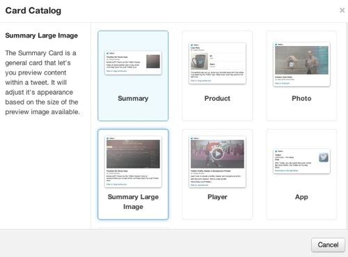 Twitter Cards カード 設定 方法 初心者 WordPress