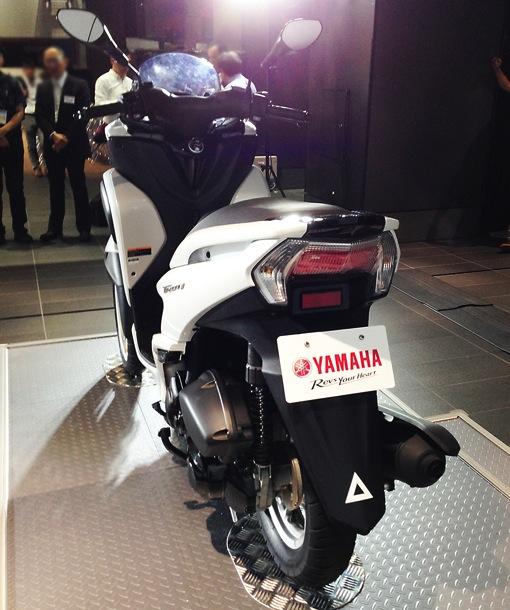 YAMAHA TRICITY トリシティ 三輪 LMW バイク 新しい ヤマハ