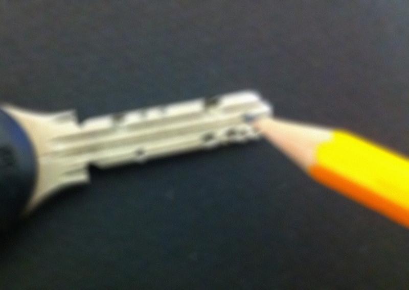 ディンプル鍵の滑りは鉛筆でよくなる?!を検証してみた。