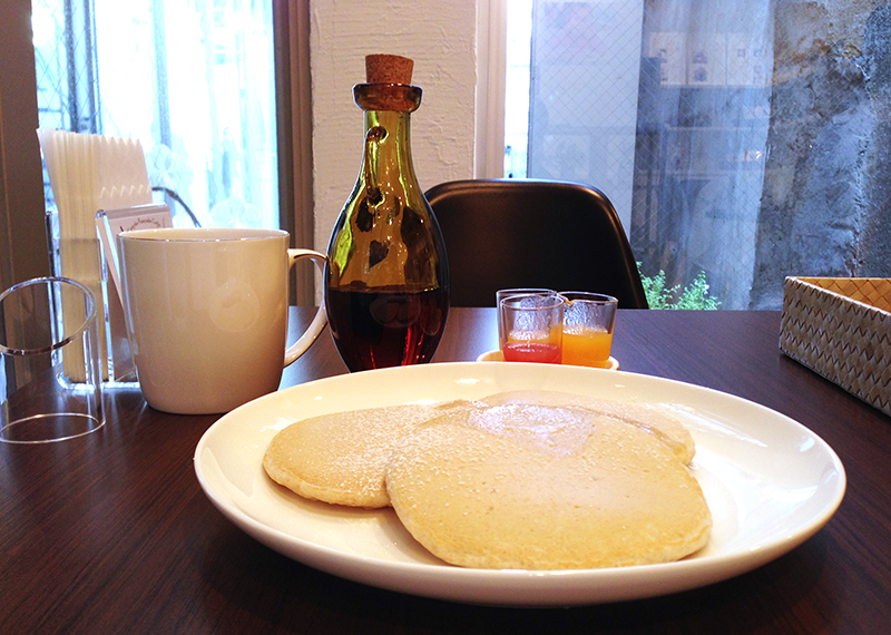 新オープン 代官山『九州パンケーキカフェ』に行ってきました。