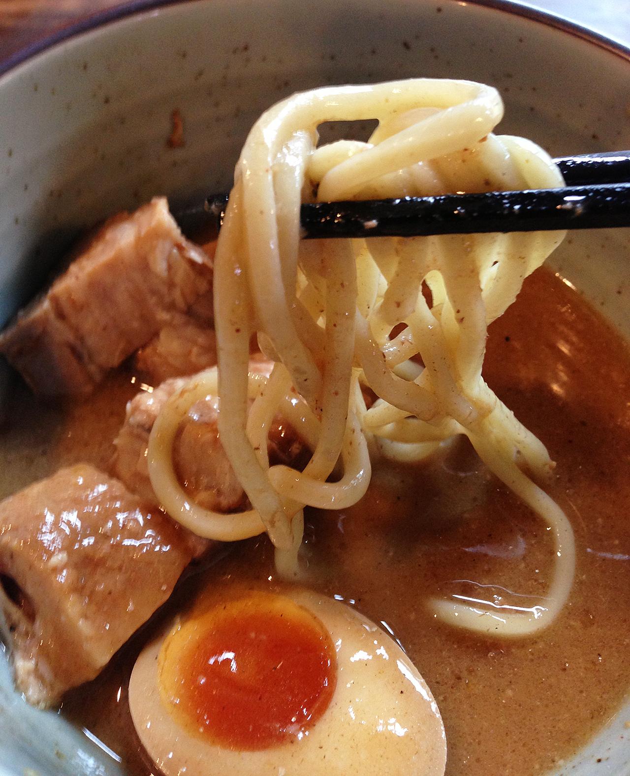 麺食べ放題、スープおかわりし放題のつけ麺地獄!期間限定ワイルドオリオンに行ってきた!