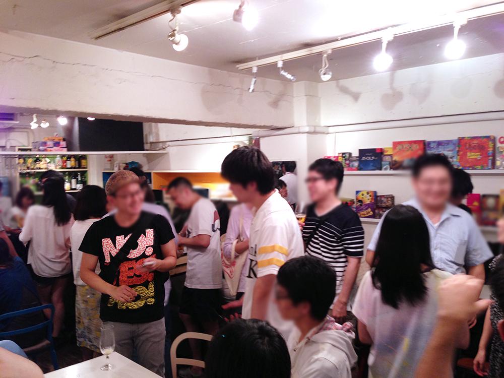 セブ山さん主催の『無職の異業種交流会』に行ってきた。