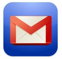 GmailのiOS用の無料アプリがリリースされました!(復活しました)