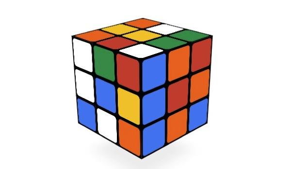 本日のGoogleは『ルービックキューブ』が遊べる!更に色々集めてみました。