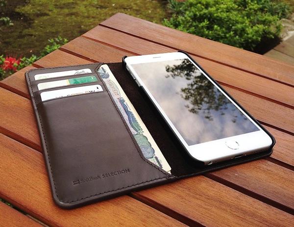 iPhone 6 Plusが財布に!これぞまさに『お金も入るiPhoneケース』