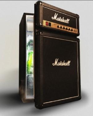 マーシャルの冷蔵庫欲しい。