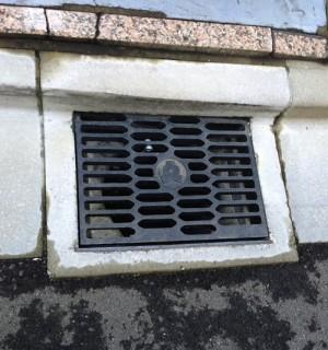 スマホ専用排水口